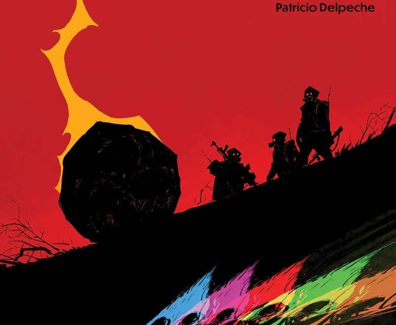 Strange Skies Over East Berlin #4 (FOC Variant)