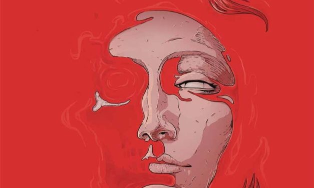 Red Mother #1 (3rd Printing)