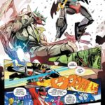 Mighty Morphin Power Rangers #47 (FOC Mora Variant)