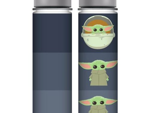 Star Wars The Child Chibi 24 oz. Water Bottle