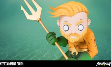 New Chris Uminga Aquaman Statue Is the King of the Seven Seas