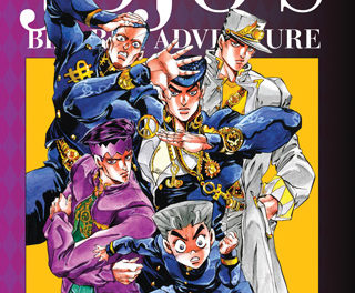 JoJo's Bizarre Adventure: Part 4–Diamond Is Unbreakable, Vol. 4