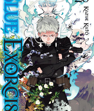 Blue Exorcist, Vol. 23