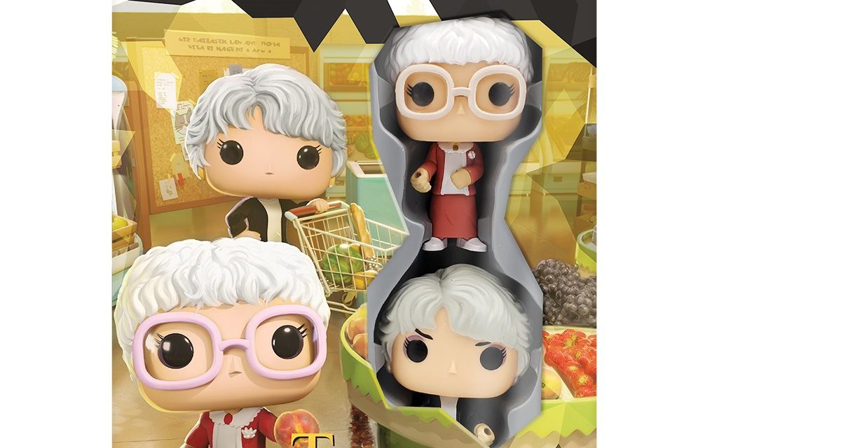 Golden Girls 101 Pop! Funkoverse Strategy Game Expandalone