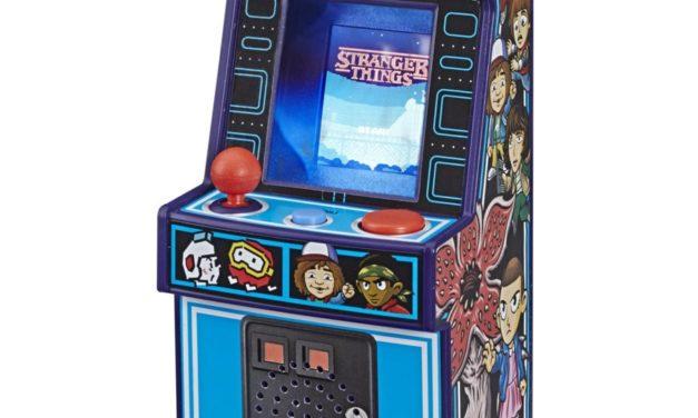 Stranger Things Arcade Game