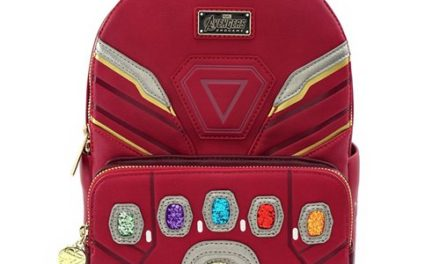 Iron Man Gauntlet Endgame Hero Mini-Backpack