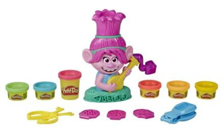 Trolls Play-Doh Poppy Set