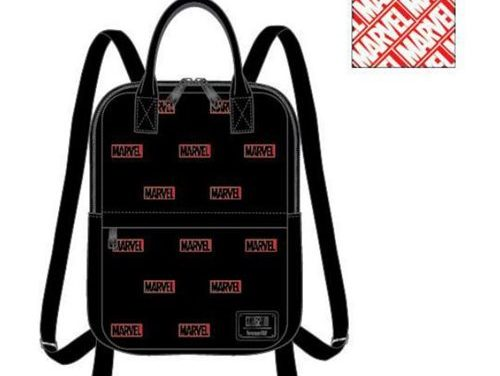 Marvel Logo Mini-Backpack