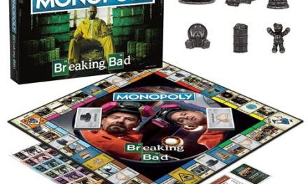 Breaking Bad Monopoly Game