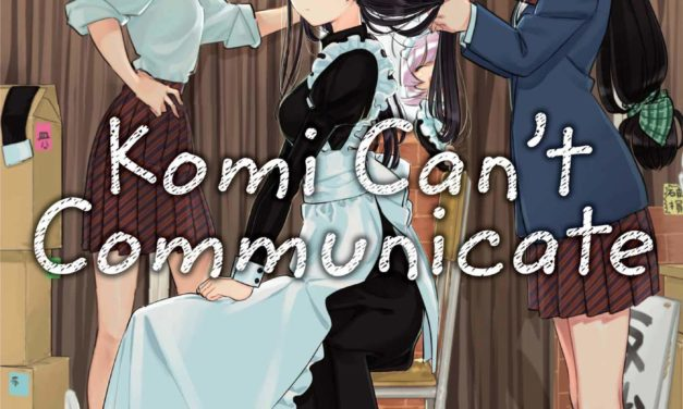 Komi Can't Communicate, Vol. 5