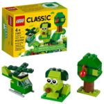 LEGO 11007 Creative Green Bricks