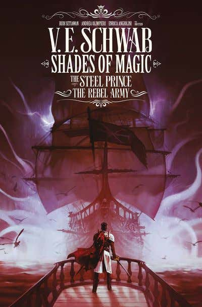 Shades of Magic Rebel Army #3