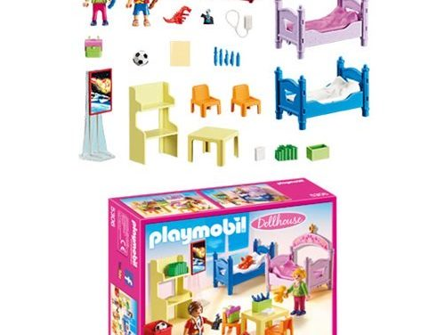 Playmobil 5306 Children's Room