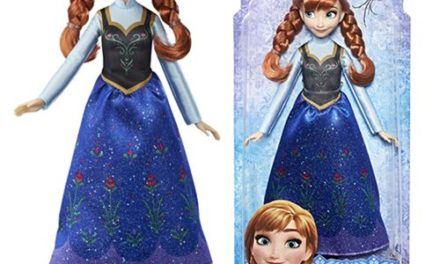 Frozen Classic Fashion Anna