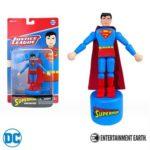 Superman Wooden Push Puppet