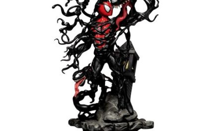 Spider-Man vs. Venom D-Stage 6-Inch Statue