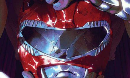Power Rangers Teenage Mutant Ninja Turtles #1