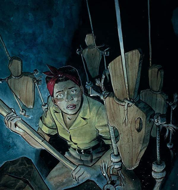 Tales from Harrow County: Death's Choir #4 (Tyler Crook Variant Cover)