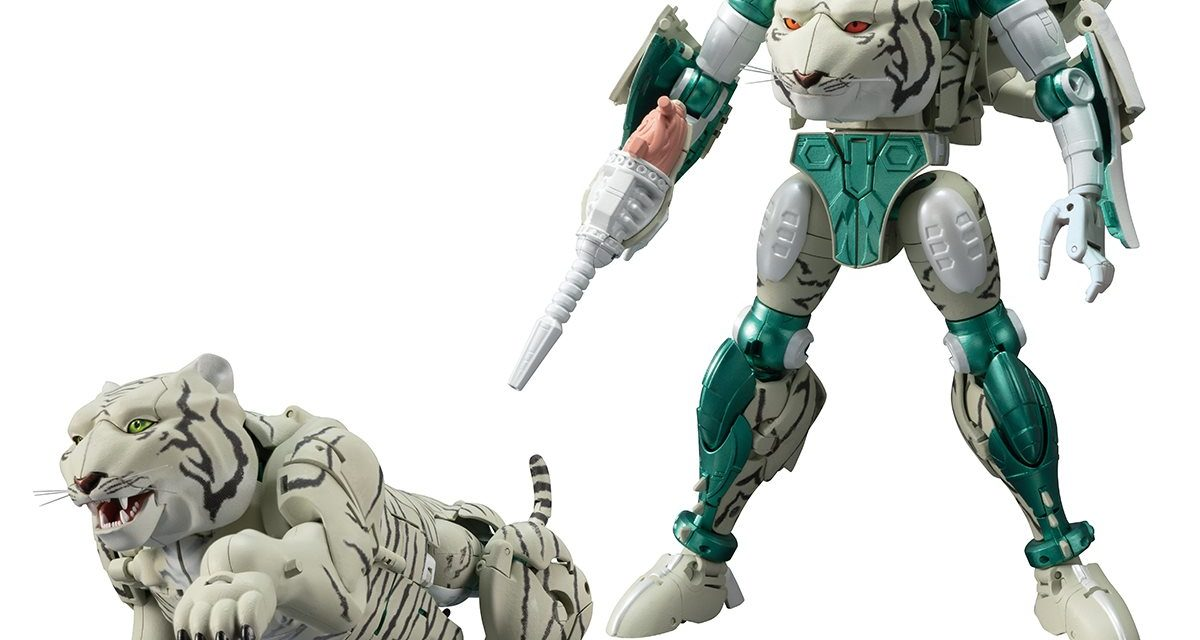 Transformers Masterpiece Edition MP-50 Beast Wars Tigatron