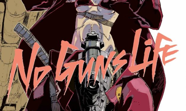 No Guns Life, Vol. 4