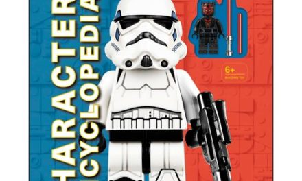 LEGO Star Wars Character Encyclopedia New Edition Hardcover Book