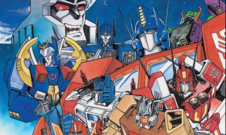Transformers: The Manga, Vol. 1