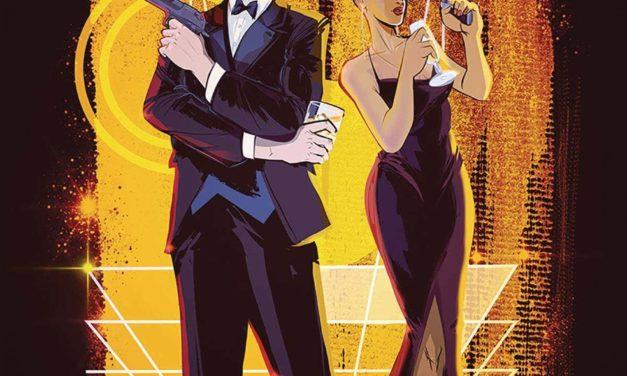 James Bond #4 (Cover A – Richardson)