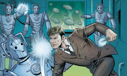 Doctor Who 13th Season Two #3 (Cover C – Pepoy)