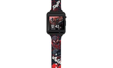 Spider-Man iTime Kids Watch